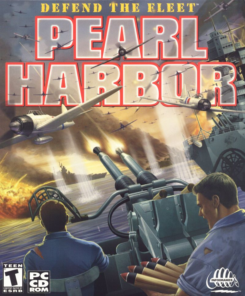 Pearl Harbor: Defend the Fleet Windows Front Cover