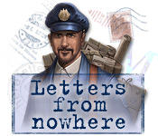 Letters from Nowhere Windows Front Cover