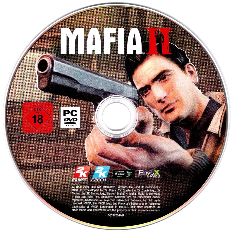 Mafia II Windows Media