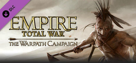 Empire: Total War - The Warpath Campaign Macintosh Front Cover
