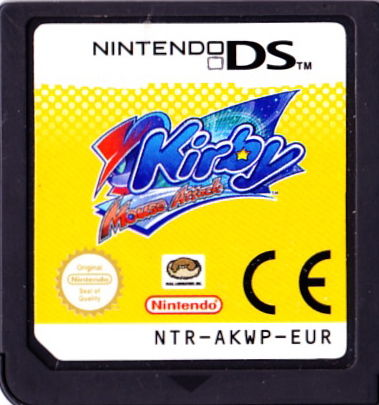 Kirby: Squeak Squad Nintendo DS Media