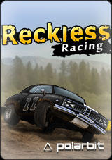 Reckless Racing Zeebo Front Cover