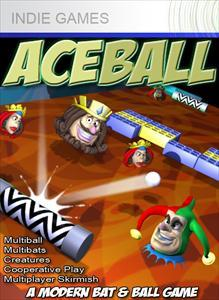 Aceball Xbox 360 Front Cover