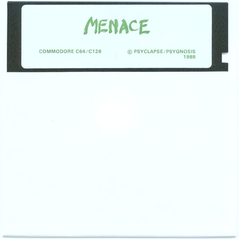 Menace Commodore 64 Media