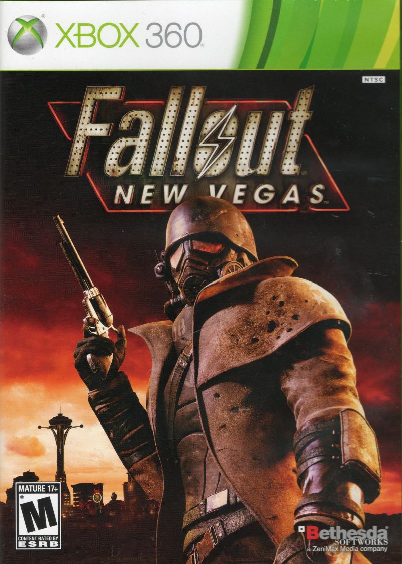 Fallout: New Vegas (Collector's Edition) Xbox 360 Other Keep Case - Front