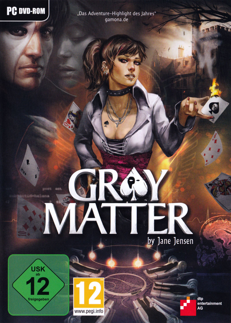 Gray Matter Windows Other Keep Case - Front