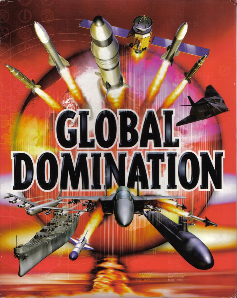 Global Domination Windows Front Cover