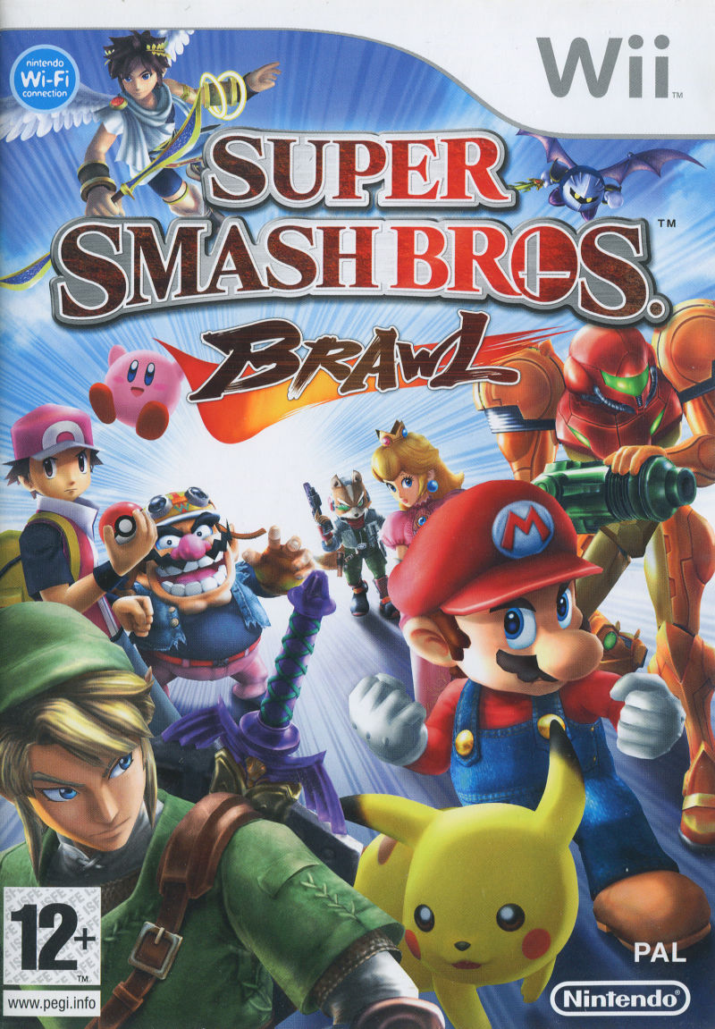 Cars iso wii super Smash bros Brawl download free