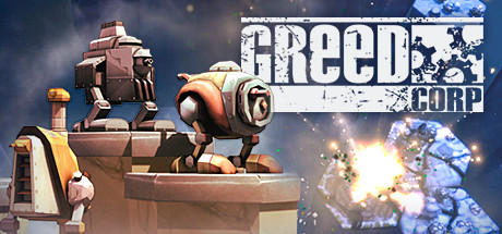 Greed Corp. Windows Front Cover