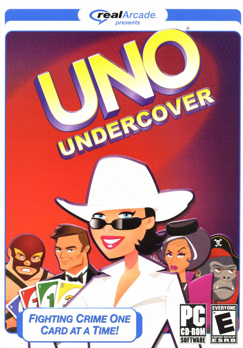 UNO Undercover Windows Front Cover