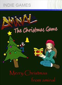Aminal: The Christmas Game Xbox 360 Front Cover