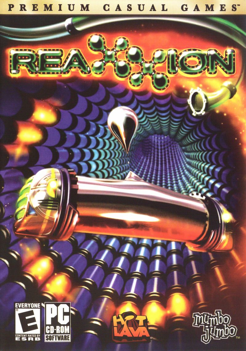 Reaxxion Windows Front Cover