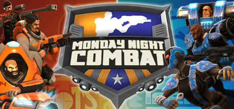 Monday Night Combat Windows Front Cover