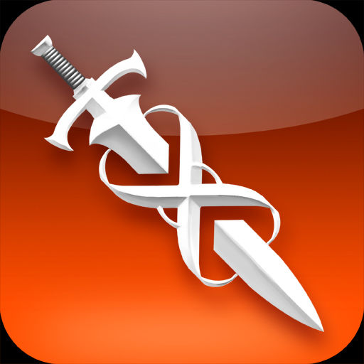 Infinity Blade iPad Front Cover