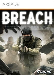 Breach Xbox 360 Front Cover
