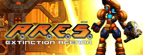 A.R.E.S.: Extinction Agenda Windows Front Cover