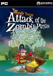 Woody Two-Legs: Attack of the Zombie Pirates Windows Front Cover