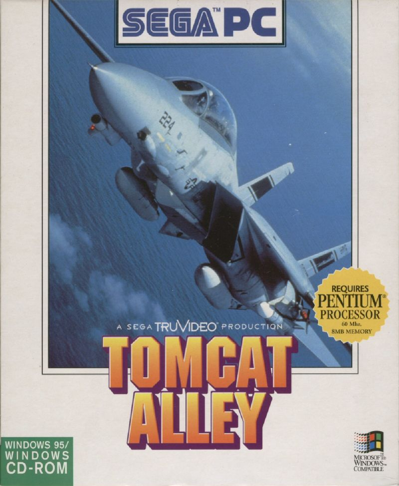 Tomcat Alley Windows Front Cover