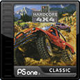 TNN Motor Sports Hardcore 4x4 PlayStation 3 Front Cover