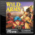 Wild Arms PlayStation 3 Front Cover