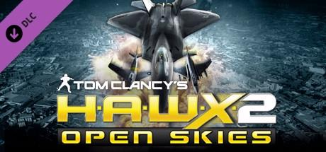 Tom Clancy's H.A.W.X 2: Open Skies Expansion Pack Windows Front Cover