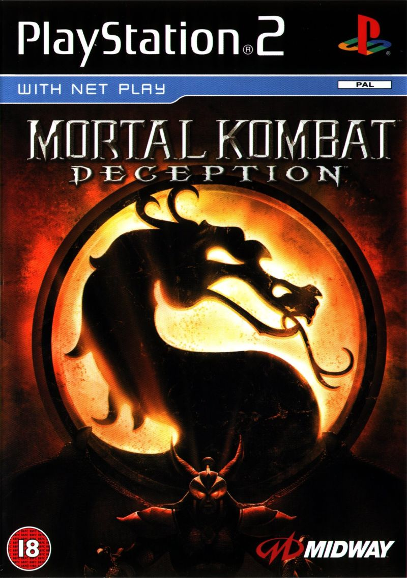 Mortal Kombat Deception Xbox Ps3 Ps4 Pc jtag rgh dvd iso Xbox360 Wii Nintendo Mac Linux