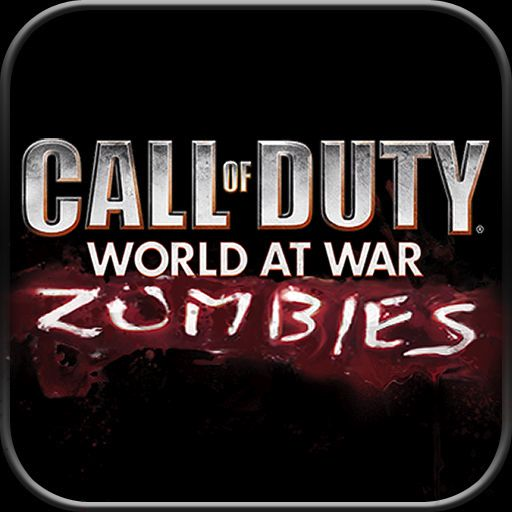 Call of Duty: World at War - Zombies iPhone Front Cover