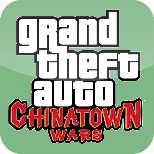 Grand Theft Auto: Chinatown Wars iPhone Front Cover
