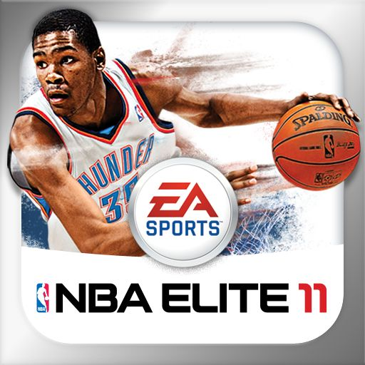 NBA Elite 11 iPhone Front Cover