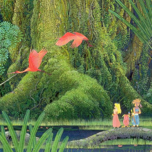 Secret of Mana Android Front Cover
