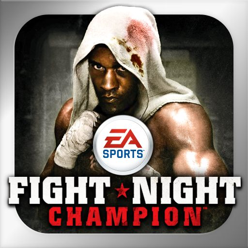 Fight Night Champion iPhone Front Cover