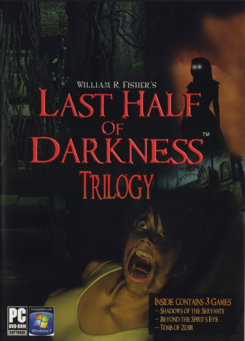 Last Half of Darkness Trilogy Windows Front Cover