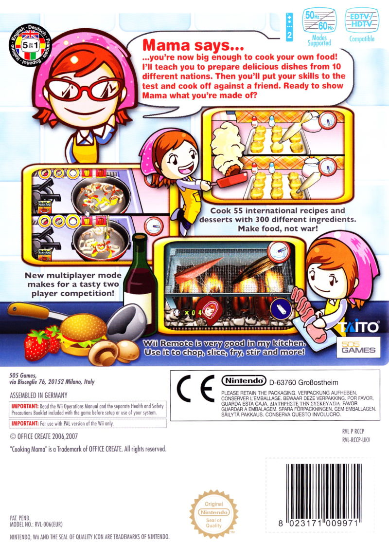 Play For Free Cooking Mama Cook Off 89