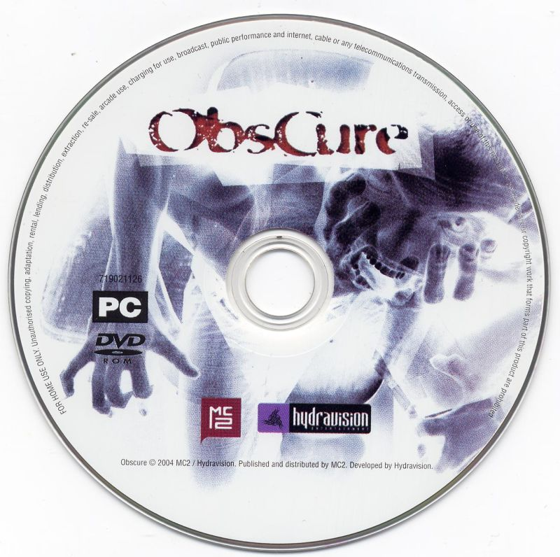 ObsCure Windows Media