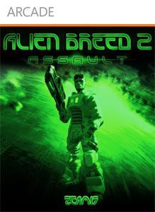 Alien Breed 2: Assault Xbox 360 Front Cover