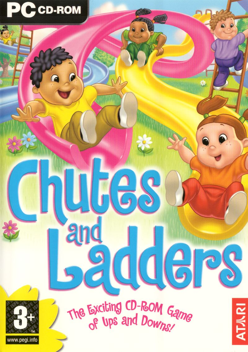 Chutes and Ladders Windows Front Cover