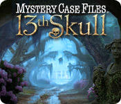Mystery Case Files: 13th Skull Macintosh Front Cover