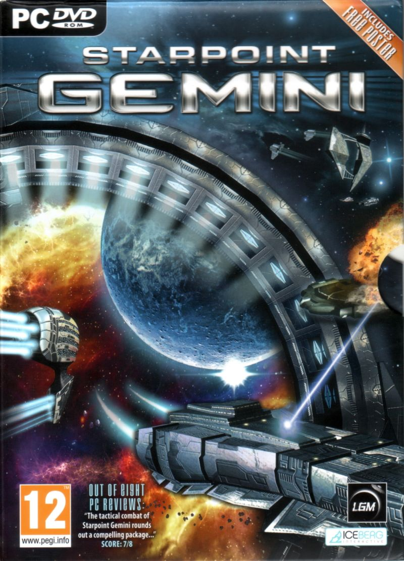 Starpoint Gemini Windows Front Cover
