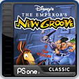 Disney's The Emperor's New Groove PlayStation 3 Front Cover