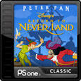 Peter Pan in Disney's Return to Never Land PlayStation 3 Front Cover