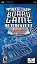 Ultimate Board Game Collection PSP Front Cover