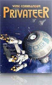 Wing Commander: Privateer Macintosh Front Cover