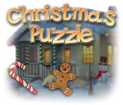 Christmas Puzzle Macintosh Front Cover