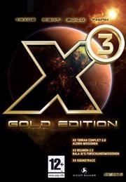 X³: Gold Edition Windows Front Cover