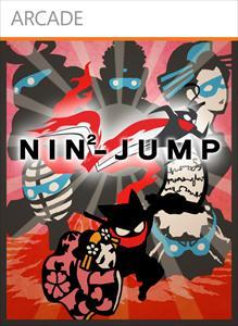 Nin²-Jump Xbox 360 Front Cover