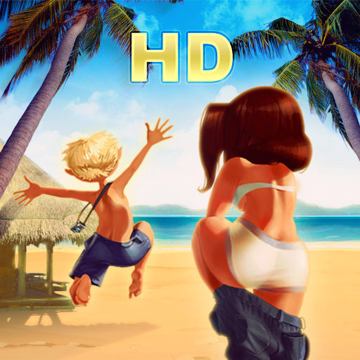 Paradise Island iPad Front Cover First version