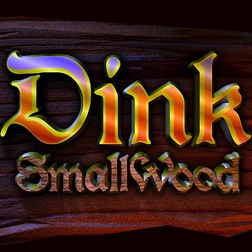 Dink SmallWood iPad Front Cover
