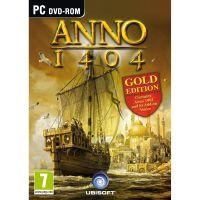 Anno 1404: Gold Edition Windows Front Cover