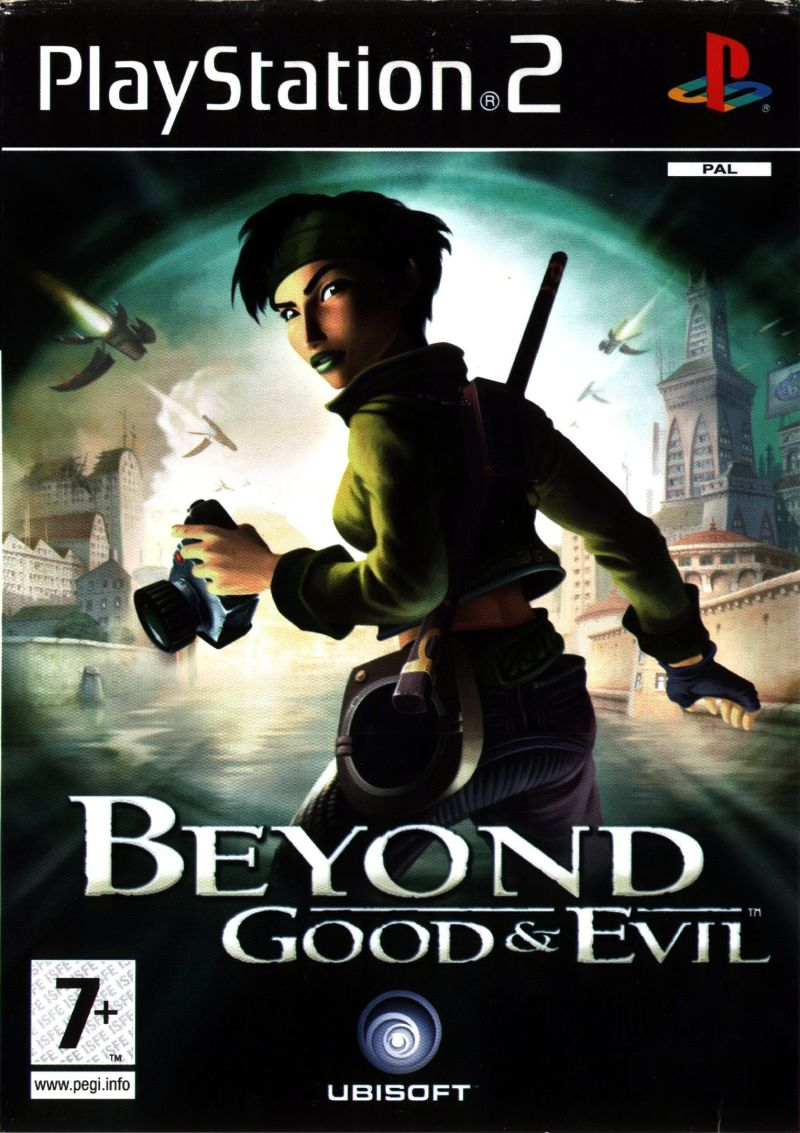 Beyond Good & Evil Xbox Ps3 Ps4 Pc jtag rgh dvd iso Xbox360 Wii Nintendo Mac Linux