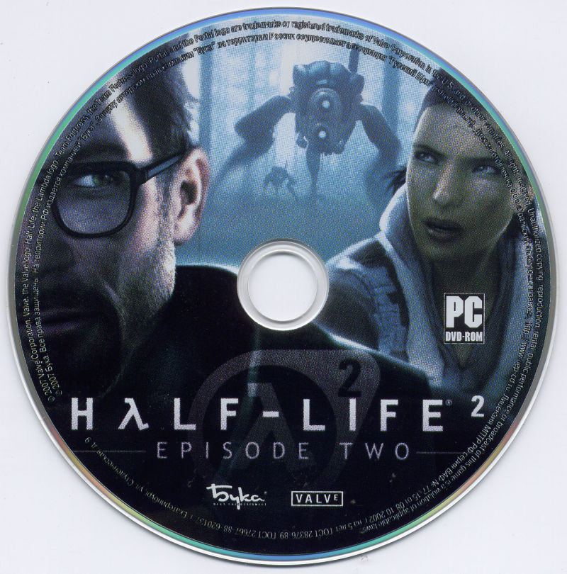 Half-Life 2: Episode Two Windows Media